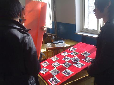 情意浓浓,团委学生组织打造2011年纳新海报